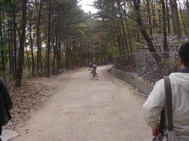 자전거 타고 집으로
